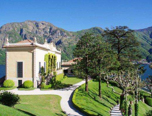 Villa del Balbianello - Italie