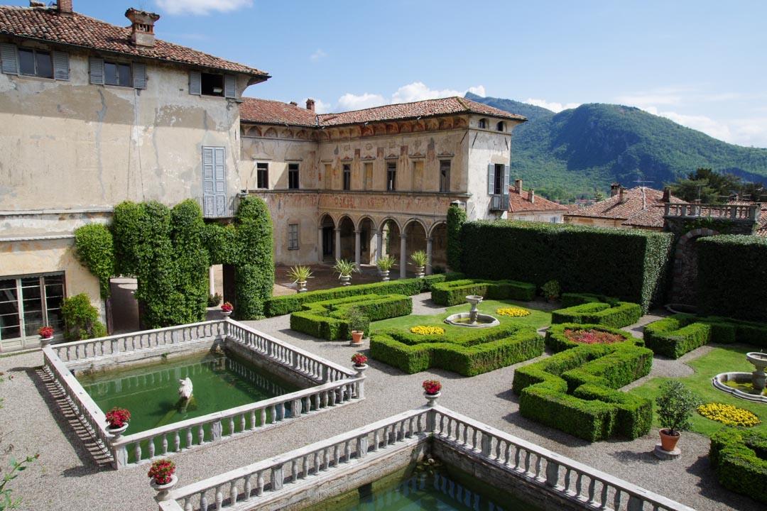 Villa Cicogna - Mozzoni