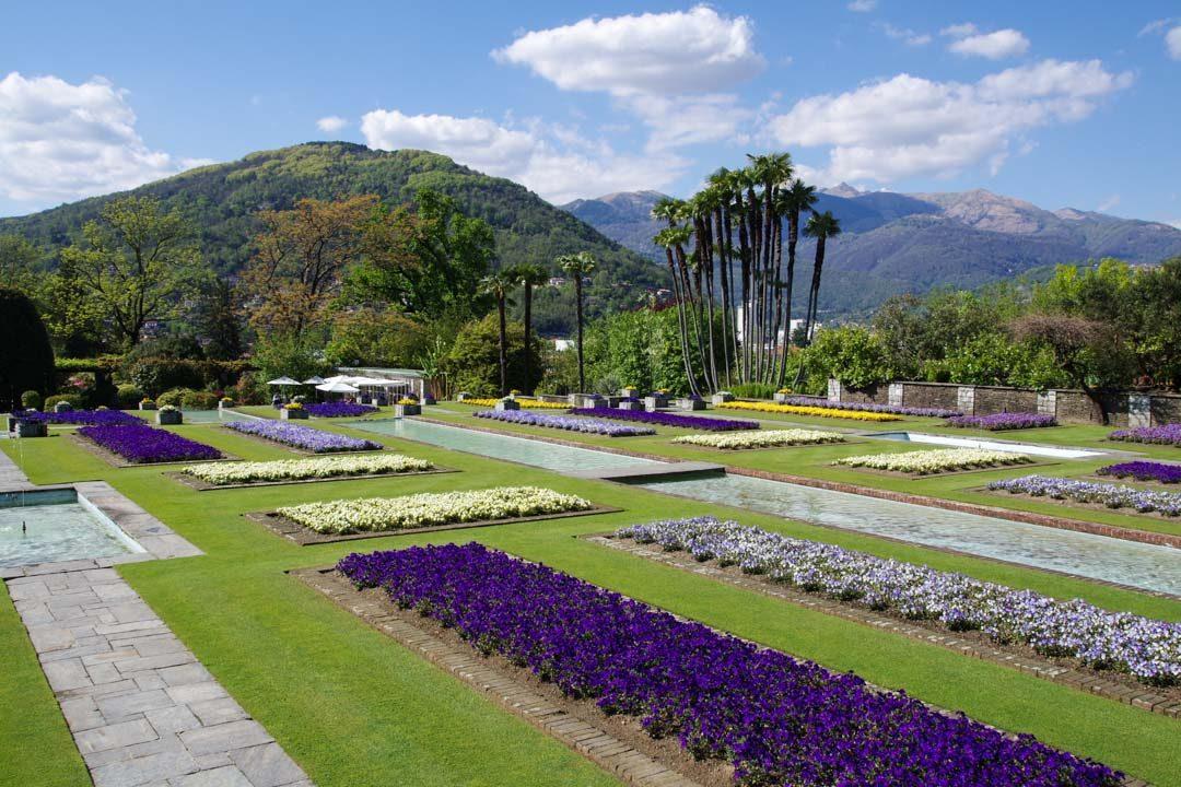 Jardin Botanique de la Villa Taranto