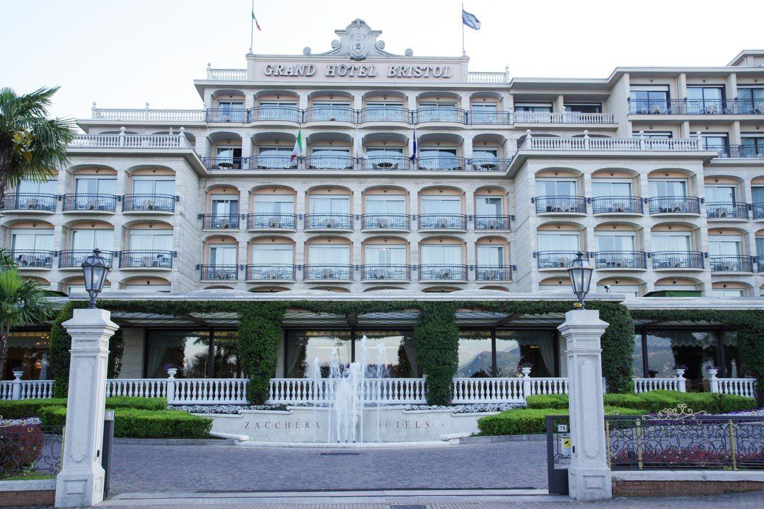 hôtel Bristol - Stresa - Lac Majeur