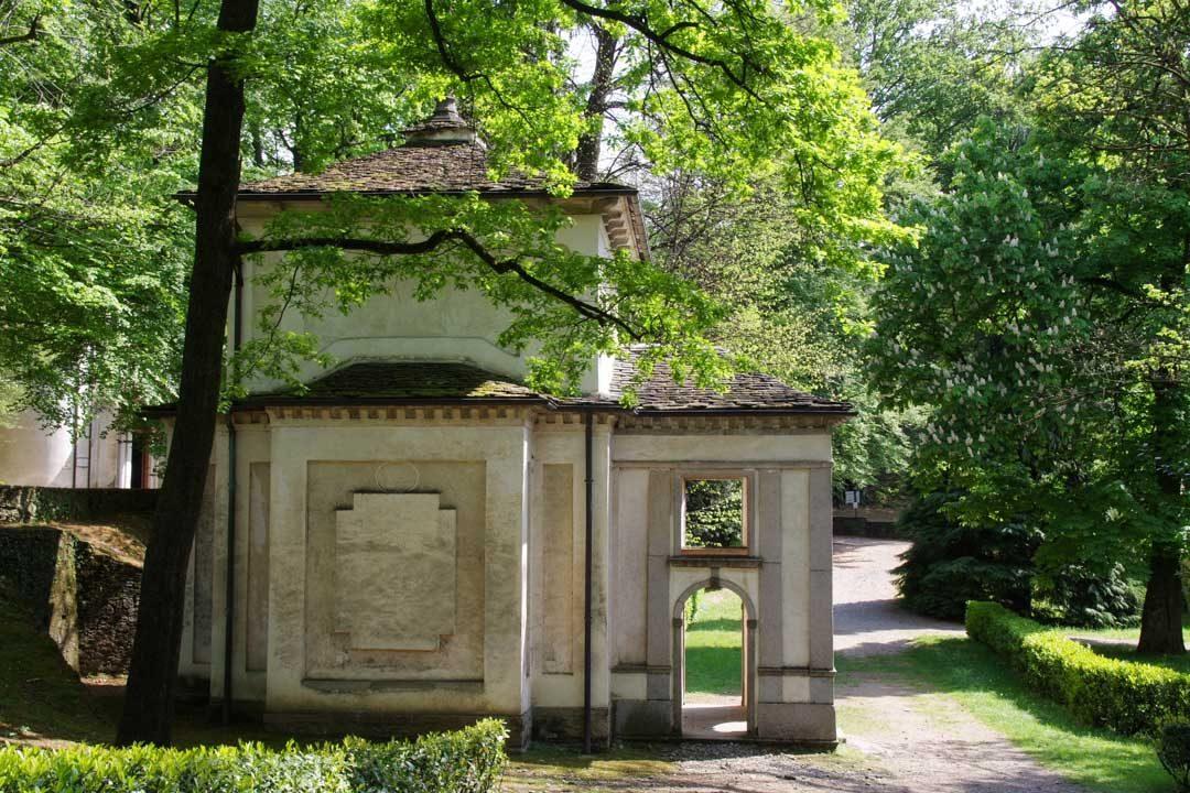 chapelle du Sacro Monte d'Orta