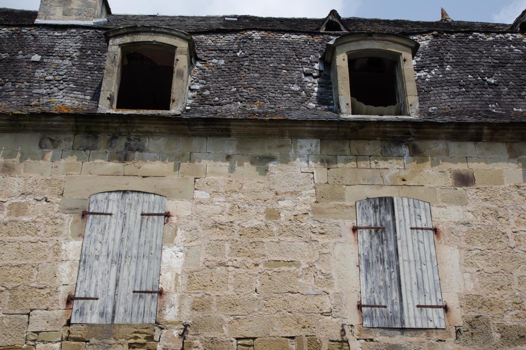 Vielle maison corrézienne en pierre