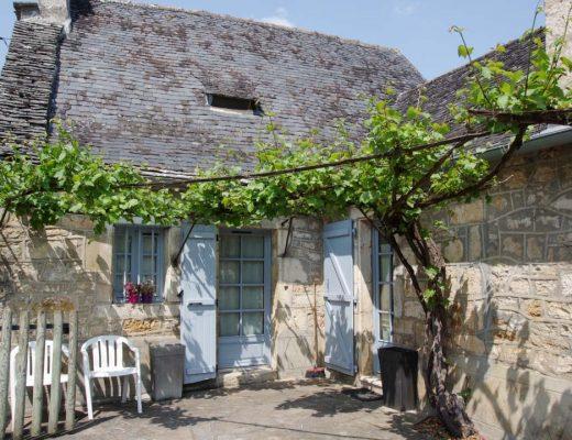 Jolie maison à Chasteau