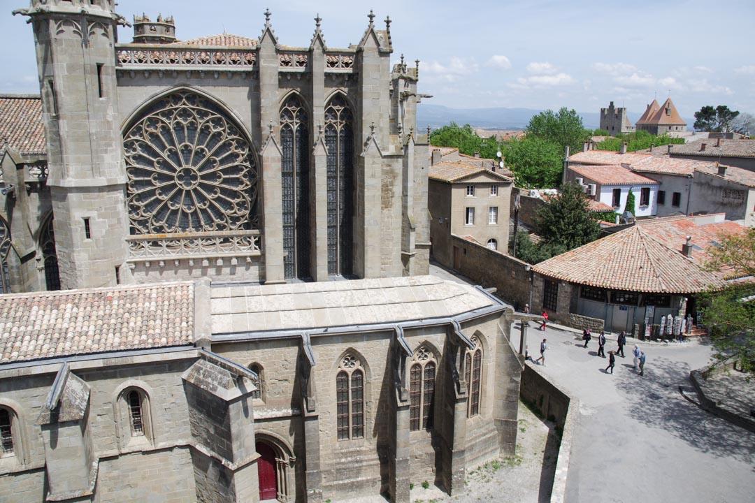 Basilique Saint Nazaire - Carcasonne