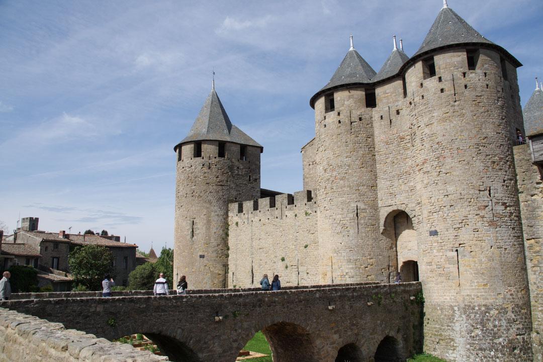 chateau comtal de Carcasonne