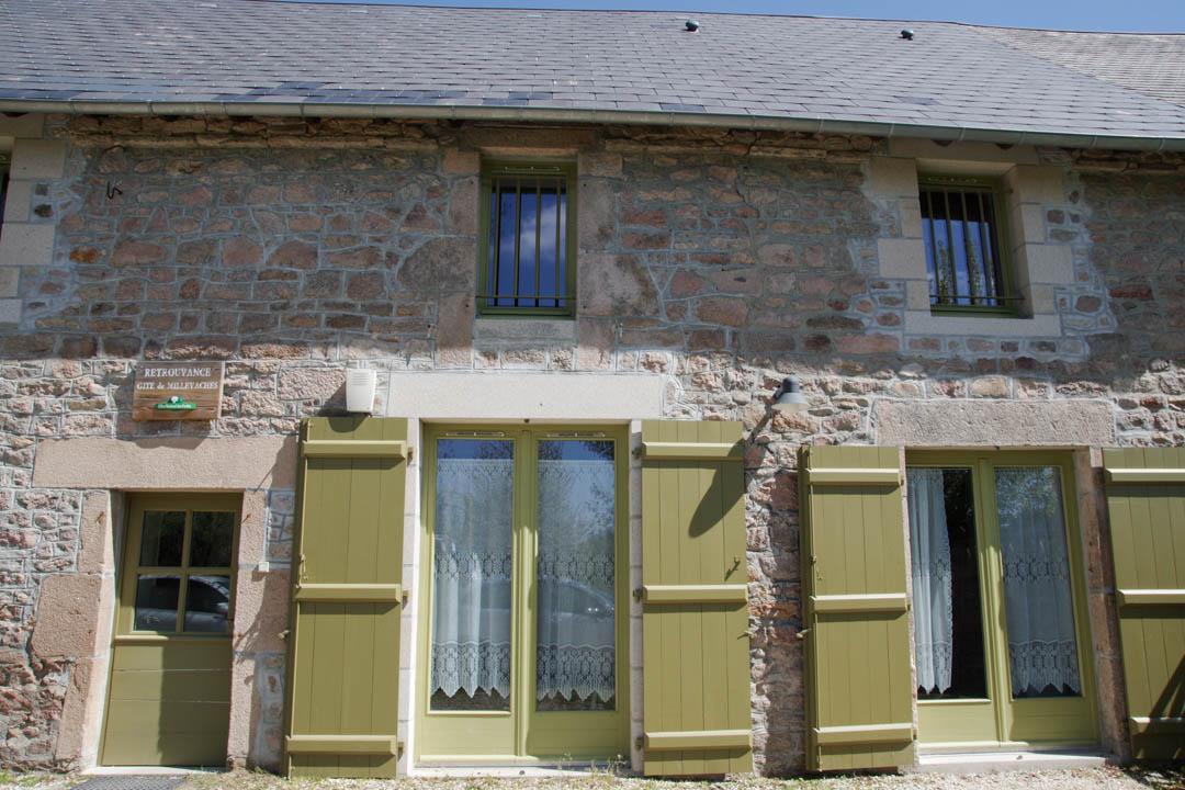 Gite forestier de Millevaches - Limousin