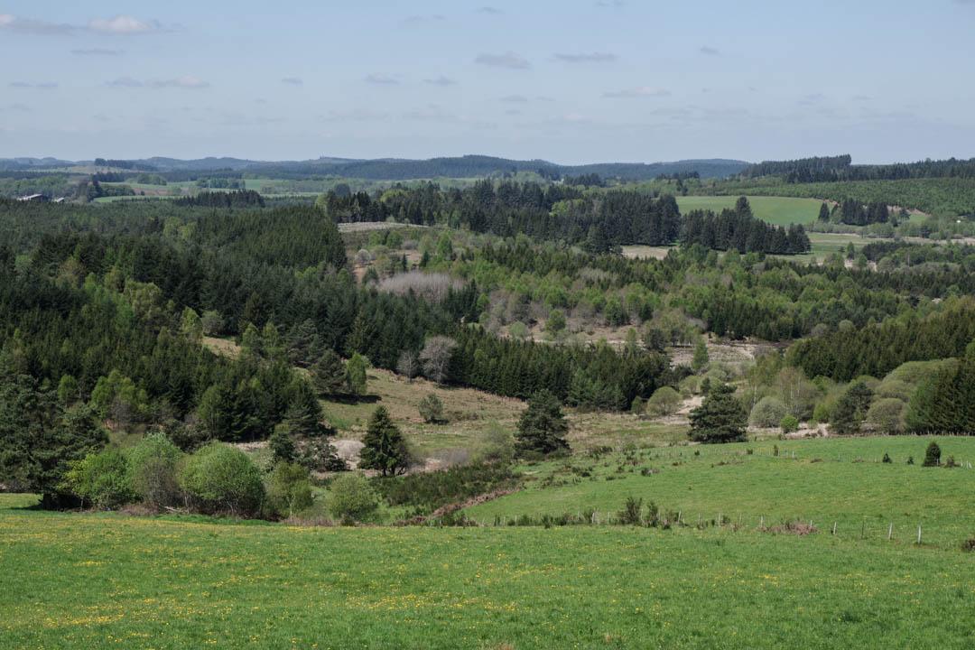 Plateau de Millevaches - Corrèze - Limousin