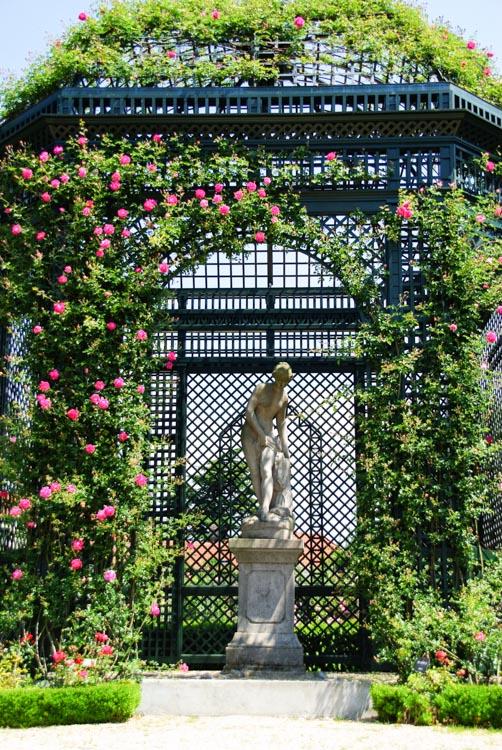 Roseraie de l'Hay les Roses
