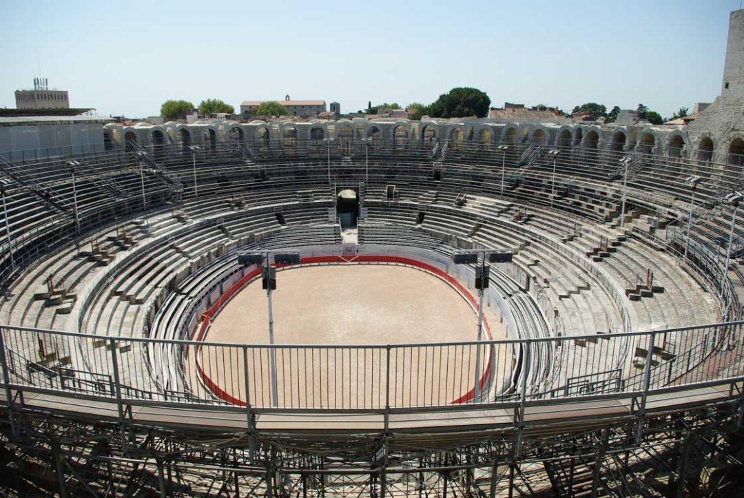 Arène romaine d'Arles