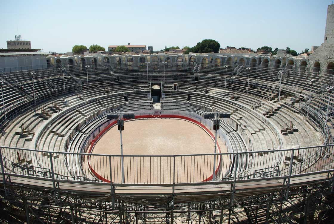 A la découverte du Patrimoine antique d'Arles