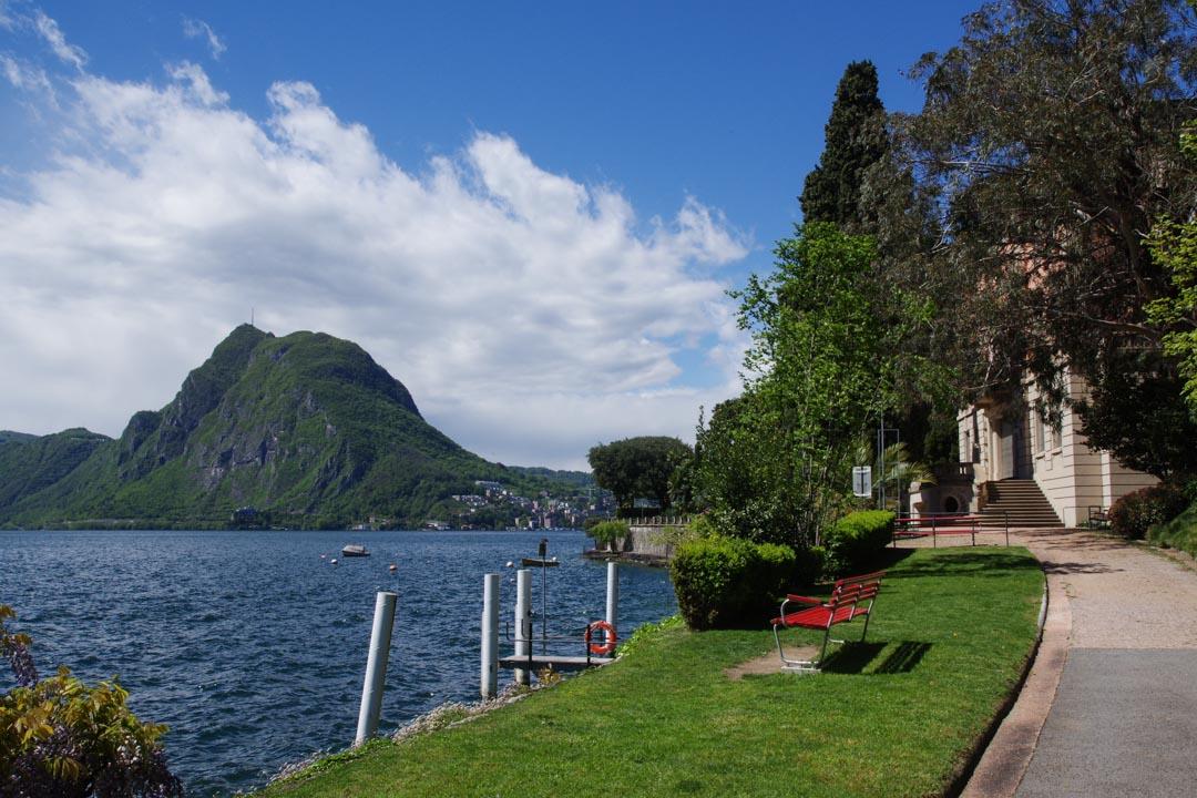 Jardin de la Villa Heleneum - Lugano