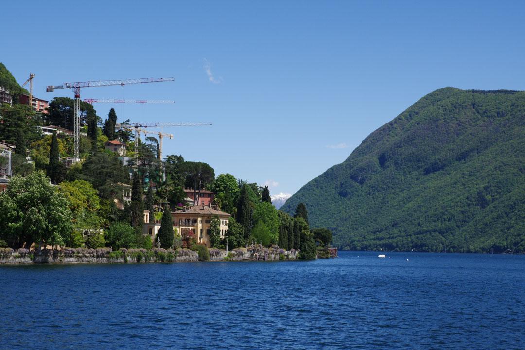 Le Lac de Lugano