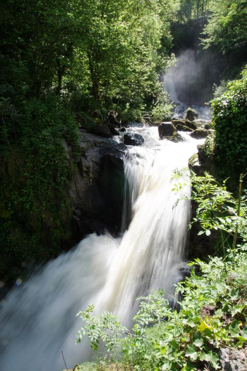 cascade de Gimel