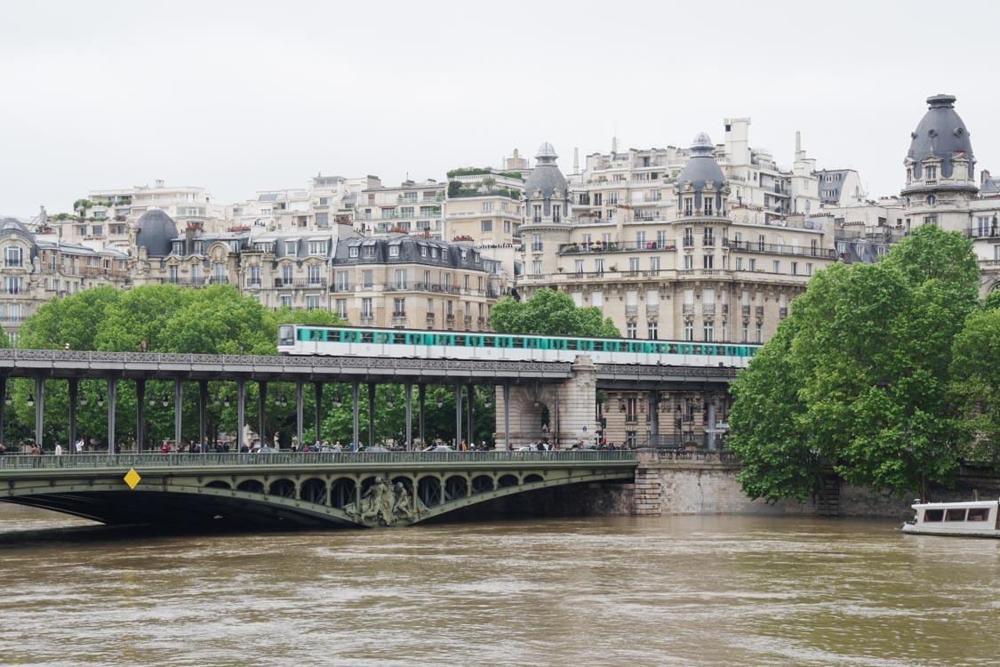 Crue de la Seine : quand Paris prend l'eau
