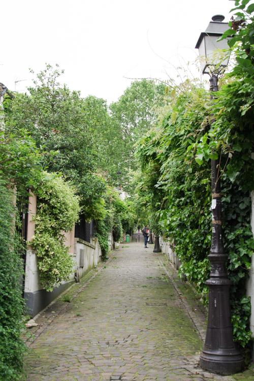 Quartier de la Mouzaia - Pari