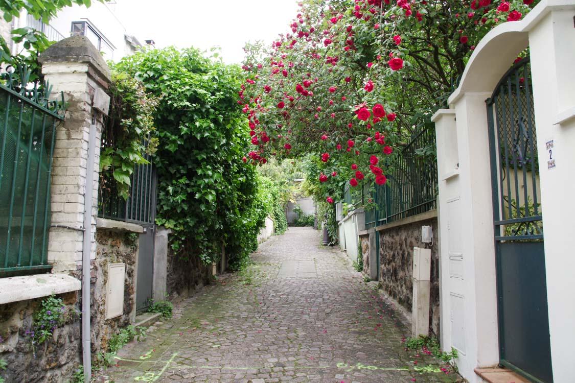 Découverte du Quartier de la Mouzaia – un air de Campagne à Paris