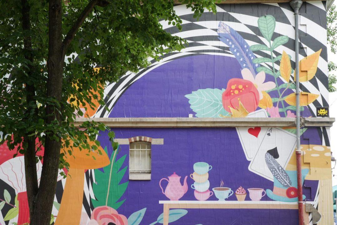 Street Art - Canal de L'ourcq