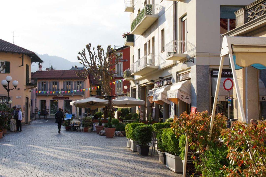 centre-ville de Stresa
