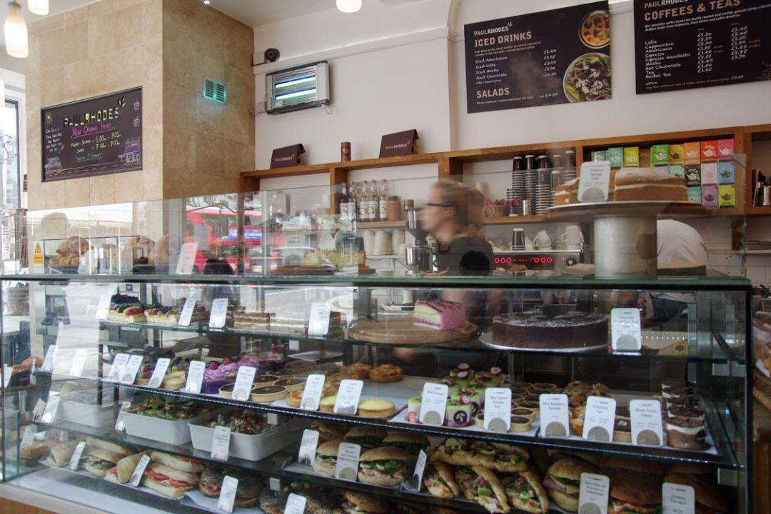 Boulangerie Paul Rhodes - Londres