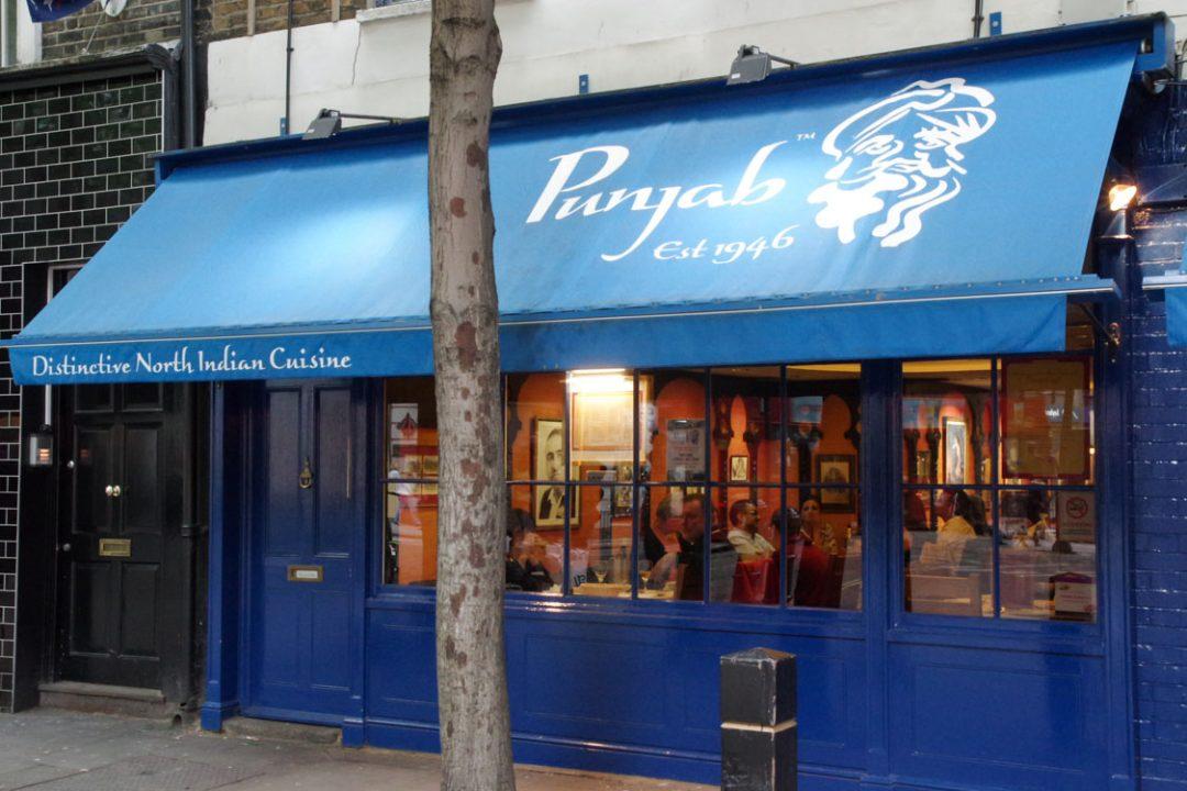 Restaurant Punjab - Londres