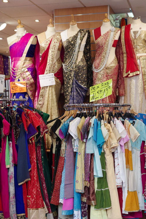 Magasin robe mariee indienne paris