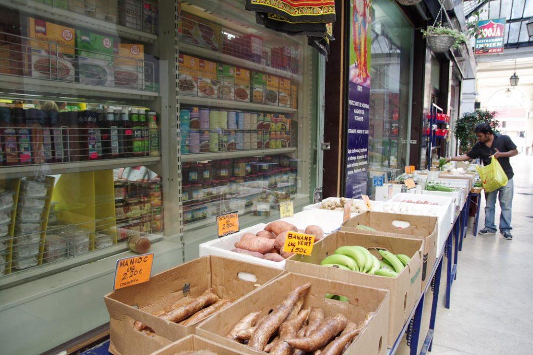 fruit et legumes epicerie Velan