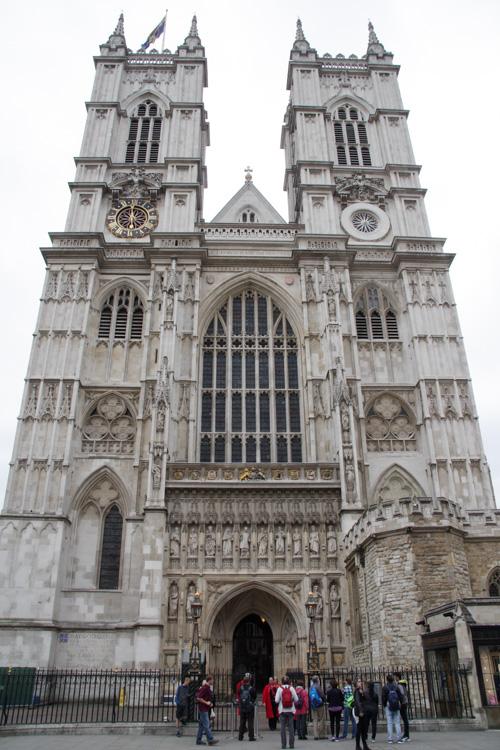 Abbaye de Westminster - Londres