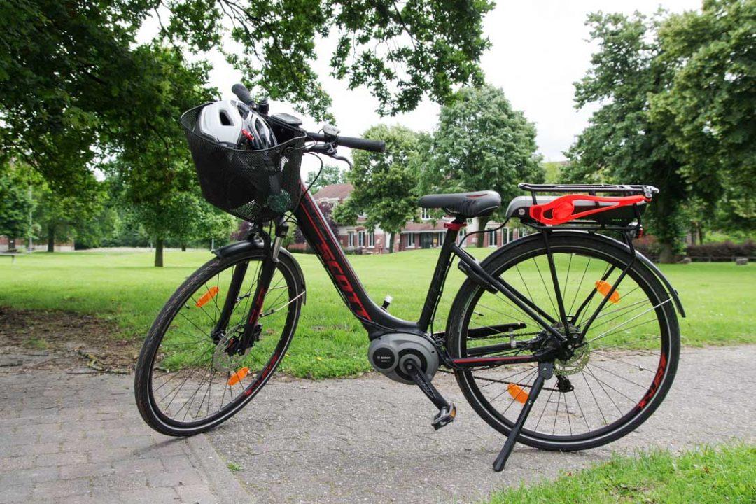 vélo avec assistance électrique