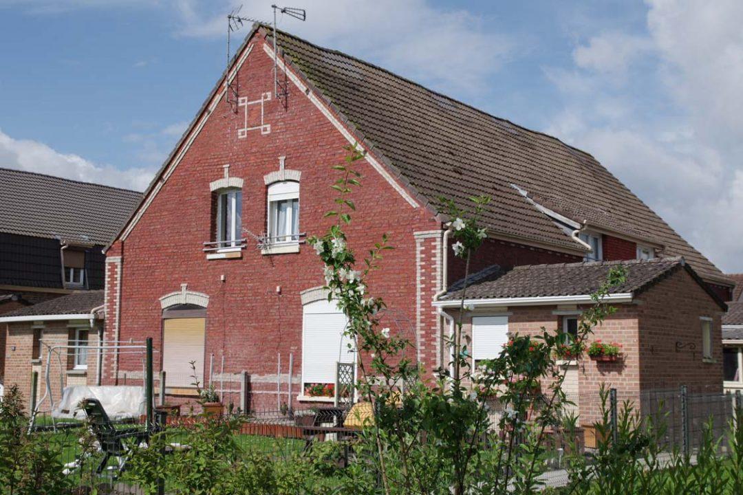 cité minière pavillonaire de Pecquencourt