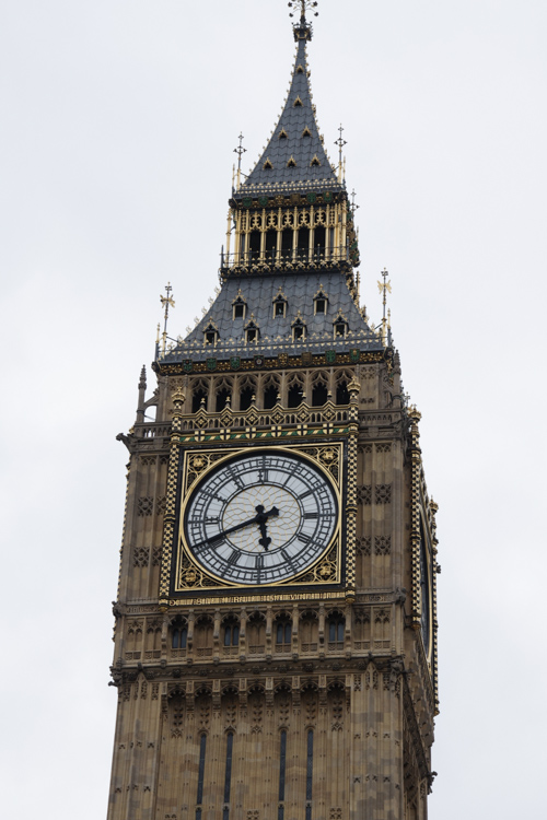 Tour de Big Ben - Londres