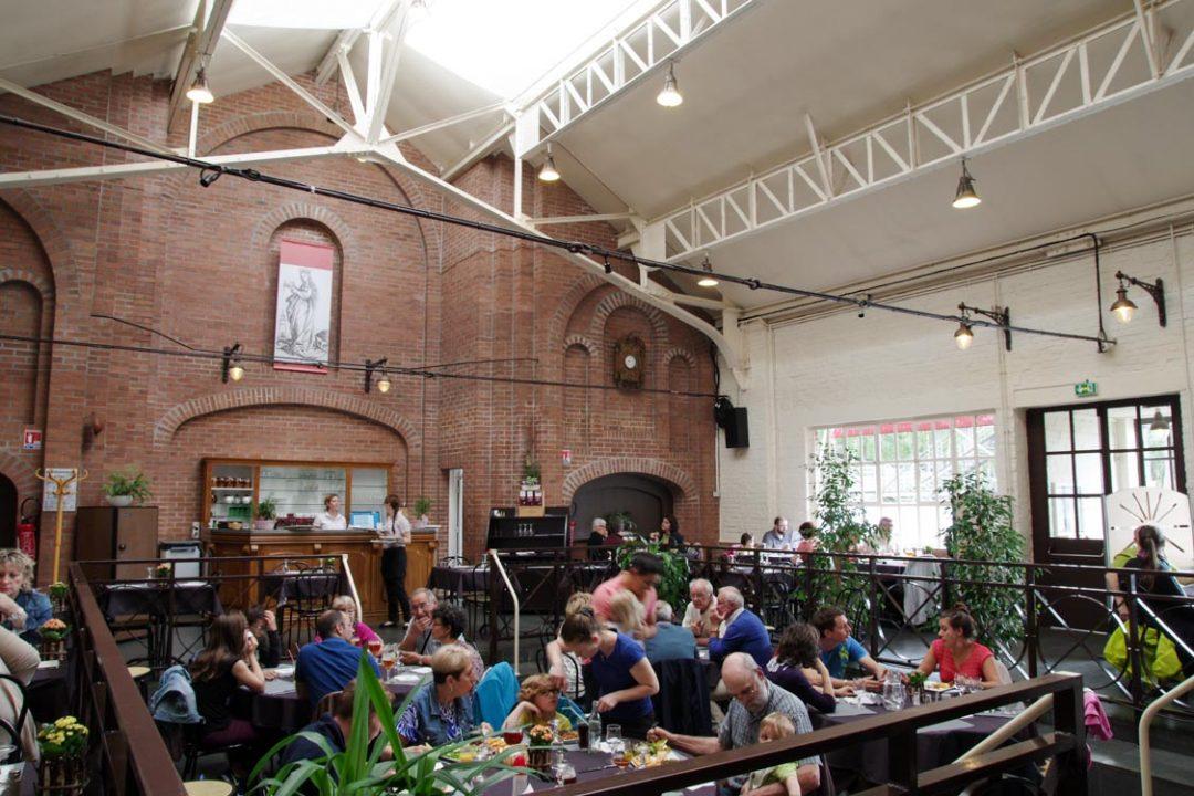 Restaurant du centre historique minier de Lewarde