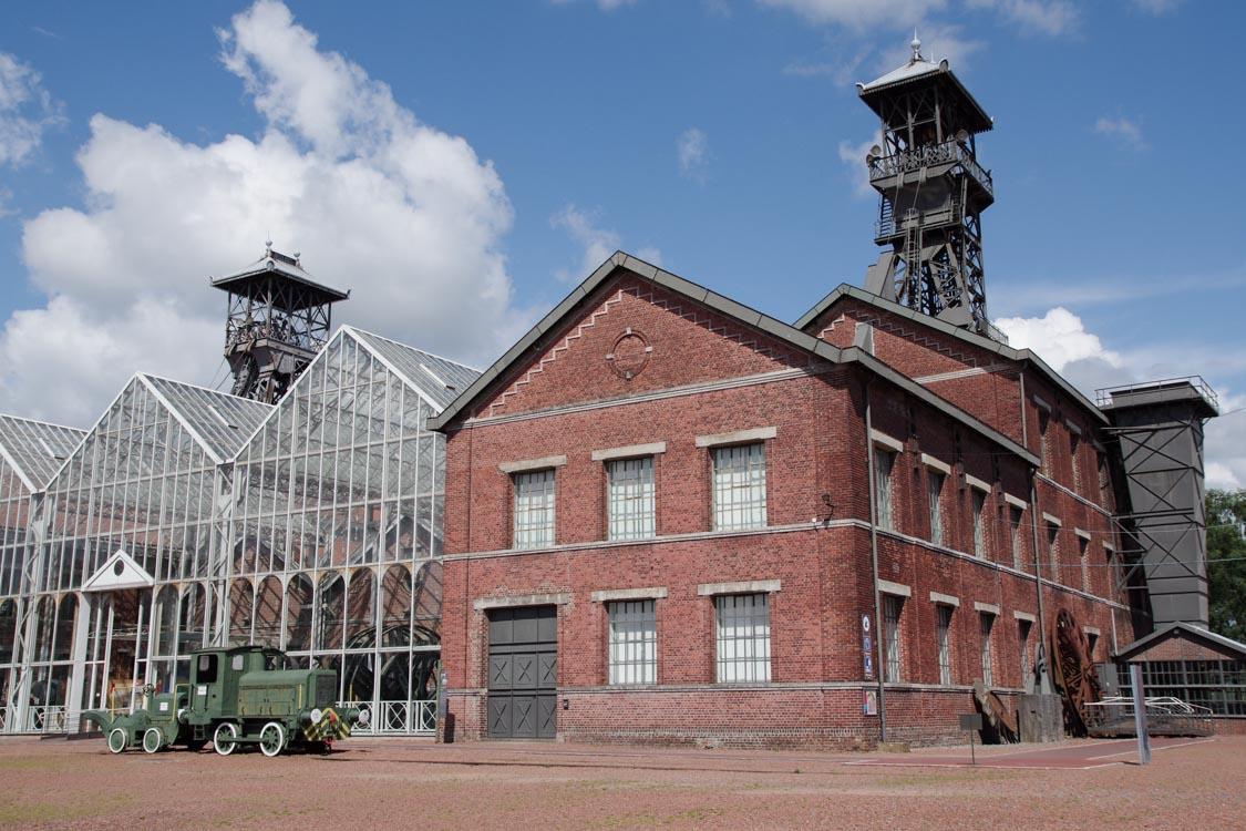 Visite du Centre Historique Minier de Lewarde : descente au fond de la mine