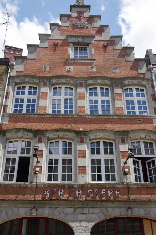 Maison flammande à Douai
