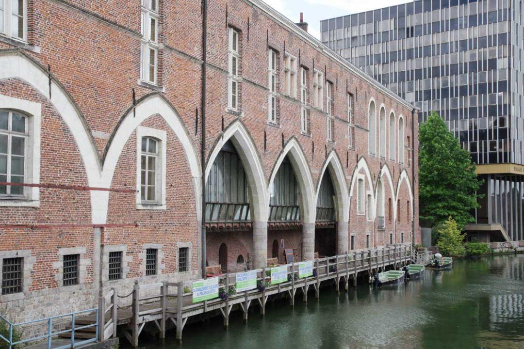 Le parlement de Flandres - Douai