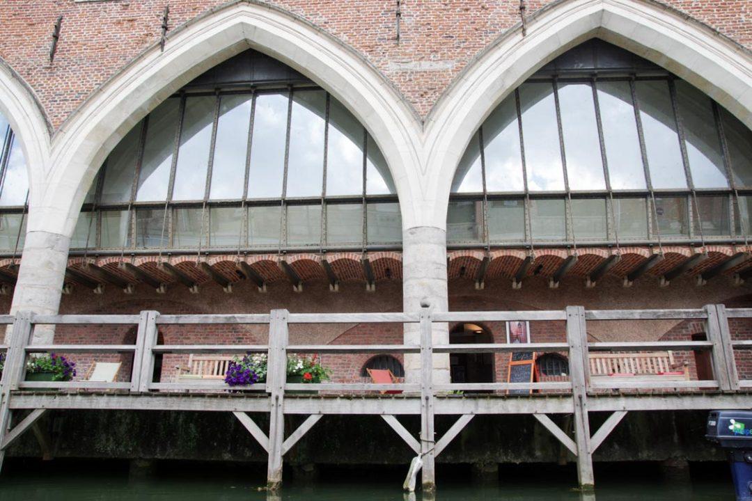 détail du parlement des Flandres - Douai