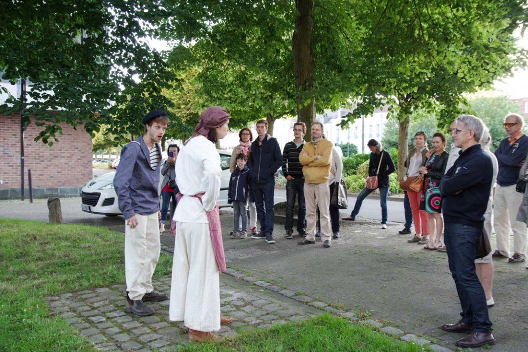 visite théatralisée de Douai