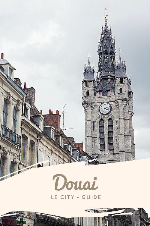 Le city-guide illustré pour découvrir Douai en une journée : que voir ? où manger ? où dormir ?