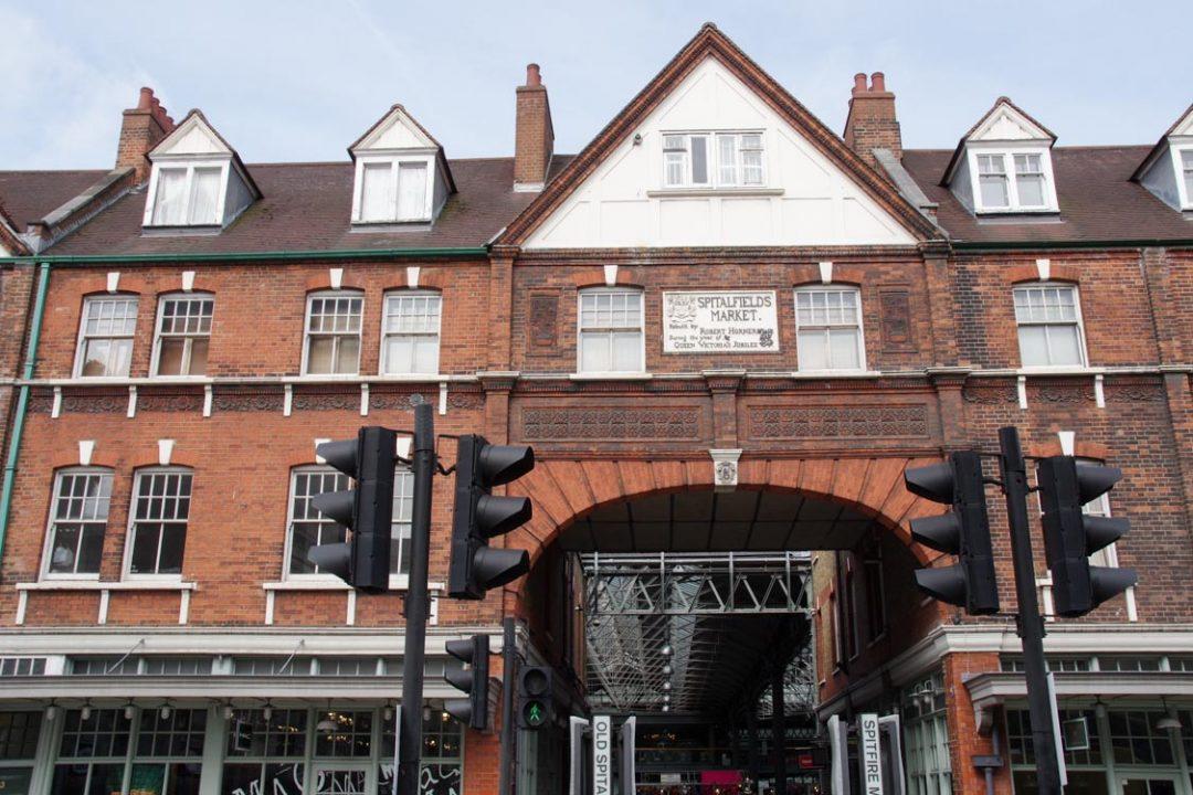 Old Spitafields Market - Londres
