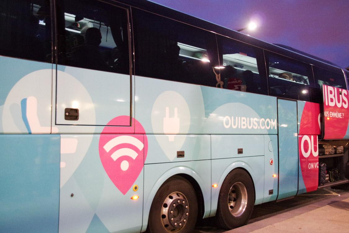 J'ai testé : aller à Londres en bus de nuit avec Ouibus