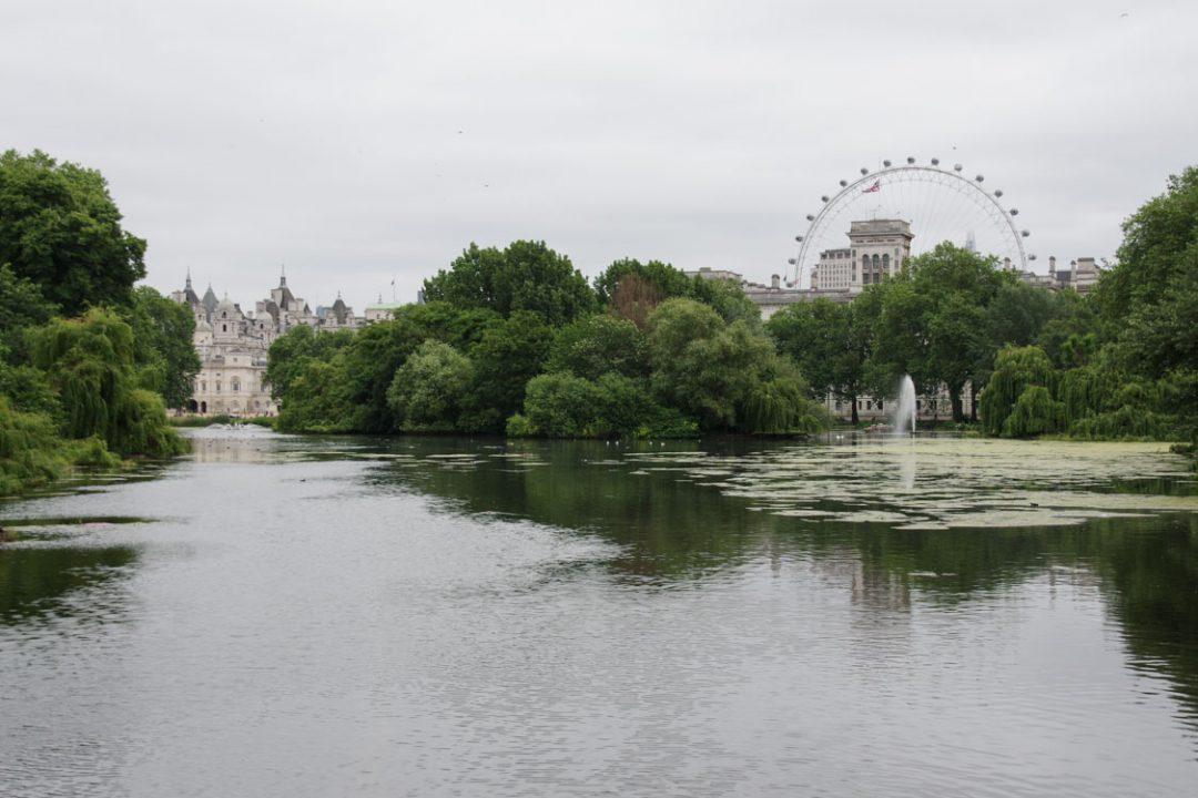 Saint James Park - Londres