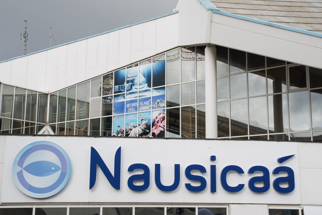 Nausicaa - le centre national de la Mer