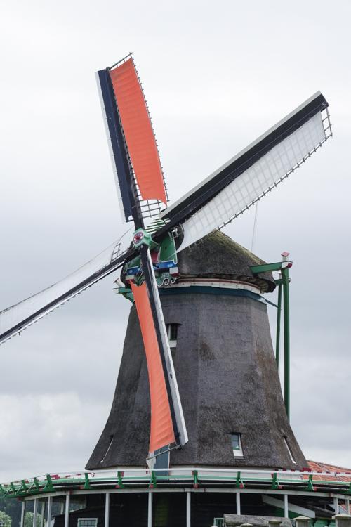 Un des moulins de Zaanse Schans