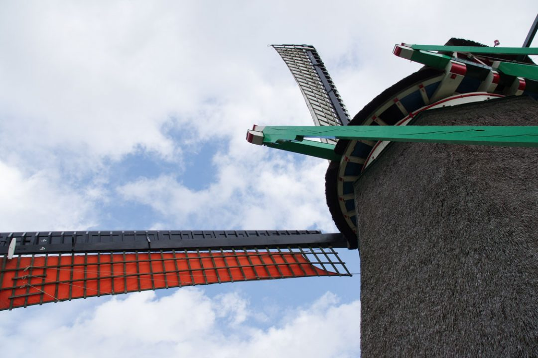 Moulin de Zaanse Schaans