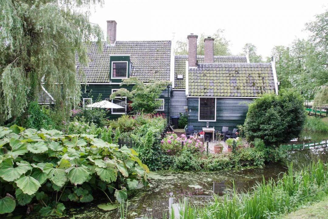 village de Zaanse-Schans
