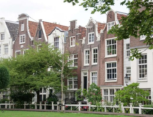 Le beguinage d'Amsterdam