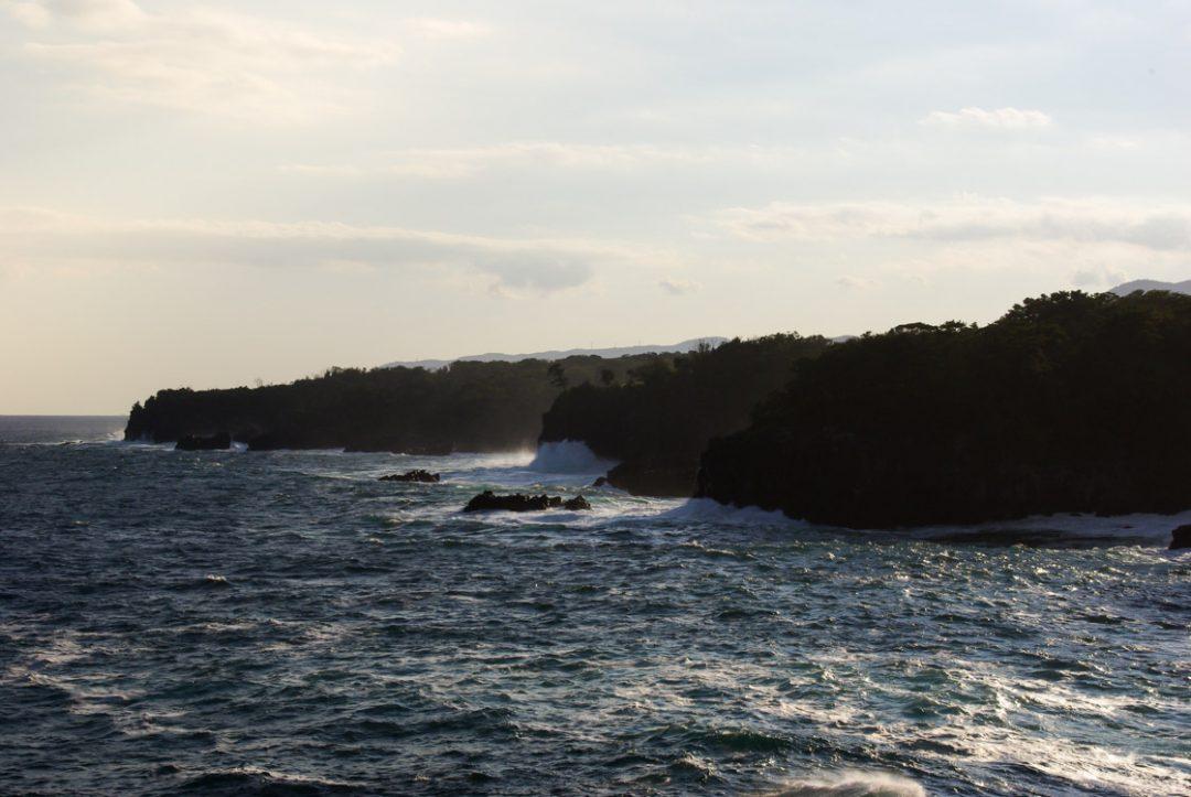 la côte de Jogasaki - péninsule d'Izu