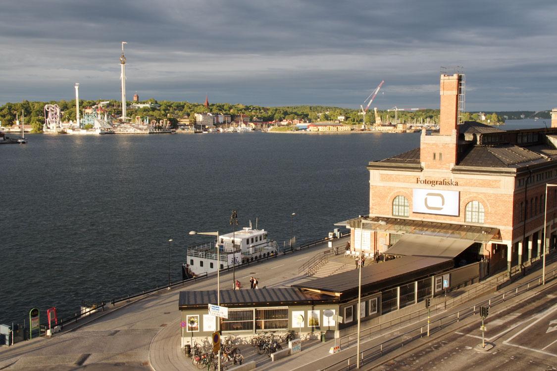 Musée Fotografiska à Södermalm - Stockholm