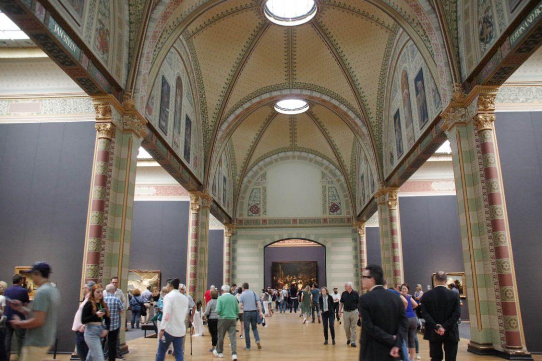 Galerie d'honneur du Rijksmuseum