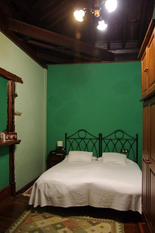 notre chambre à l'hotel Rural La Orotava