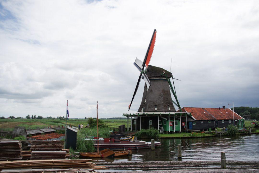 Moulin de Zaanse Schans